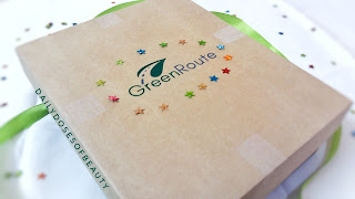 Green Route Natural Subscription Box Review | Summer Soak Box