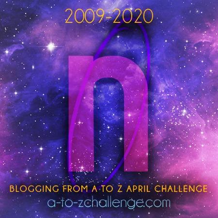 Blogging A-Z - N