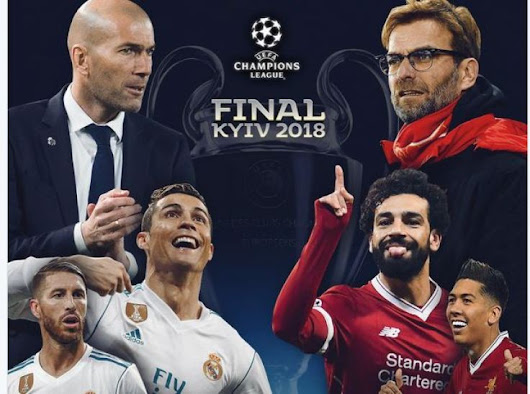 UEFA leak 'confirms' the Liverpool's Champions League victory over the Real Madrid