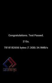 Aplikasi test kondisi eMMC android