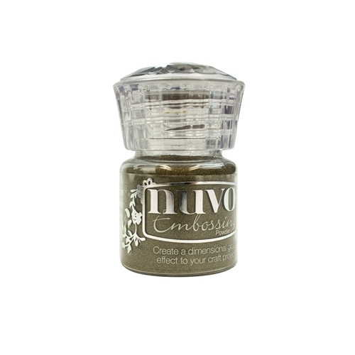 Nuvo Embossing Powder - Gold