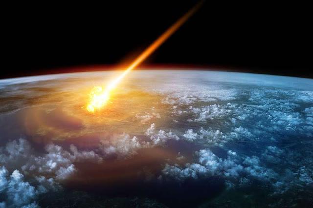 Jika sebuah meteor meledak di atas lautan dan tidak ada orang yang mendengarnya, apakah itu mengeluarkan suara?  Foto James Thew / Alamy Stock