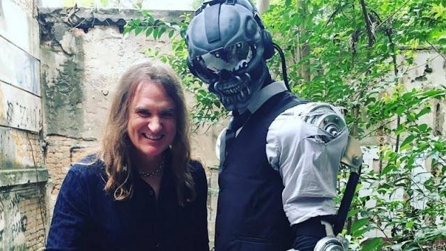 Megadeth - Making of de vídeo gravado no Brasil