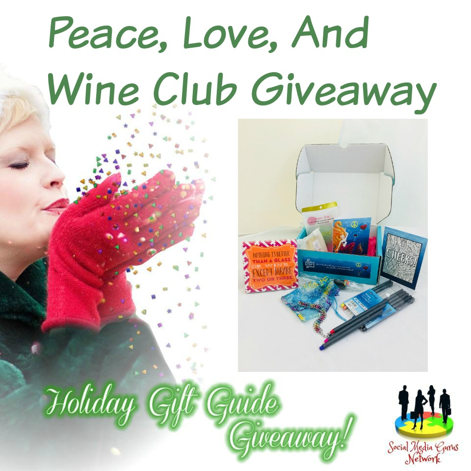 Peace, Love and Wine Giveaway
