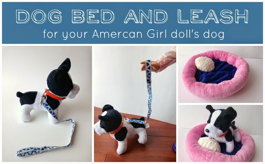 5 Little Monsters Accessories For Your Dolls Pets Dog Bed And