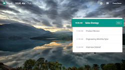 meet screen hangouts screensaver tv updates display displays