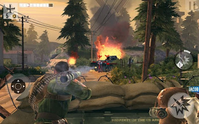game Brothers in Arms 3 android