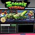 zombie tsunami  تحميل لعبة زومبي تسونامي معدلة و مفتوحة
