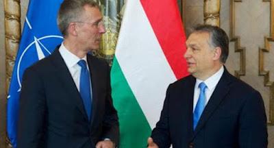 Угорщина заблокує будь-які рішення НАТО щодо Україні та Грузії