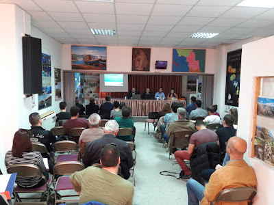 Επιμελητήριο Θεσπρωτίας: Πλήθος κόσμου στην ενημερωτική εκδήλωση - παρουσίαση των τεσσάρων νέων επενδυτικών Προγραμμάτων