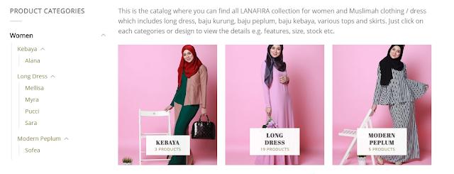 kebaya, long dress, peplum moden