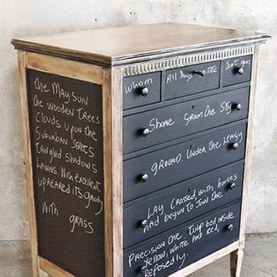 Decora tu vida diy convertir lo viejo en nuevo - Transformar muebles viejos ...