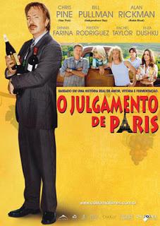 Poster do filme O Julgamento de Paris