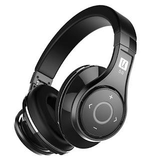 Auriculares Bluetooth con 8 Altavoces de 3D Sonido