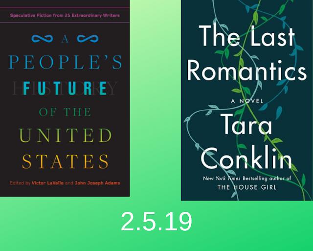 Peoples Future of the United States, The Last Romantics, Tara Conklin