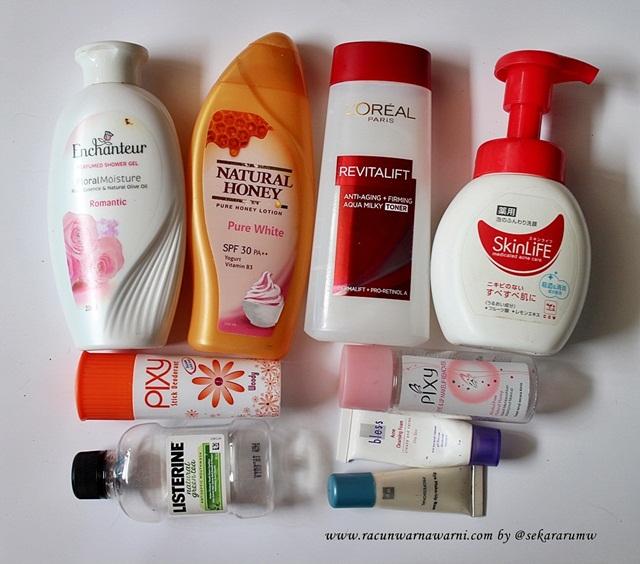 Produk-produk Perawatan Tubuh