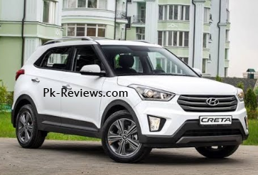 Hyundai Creta Crossover 2019