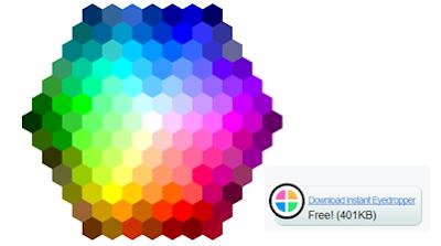 Mengganti warna template