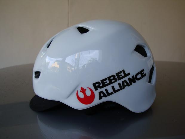 Riding Folding Bike Manila 2nd Bern Helmet