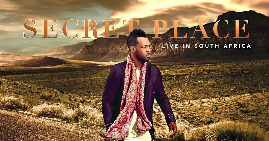 VaShawn Mitchell New Album Secret Place Has A International Sound ...