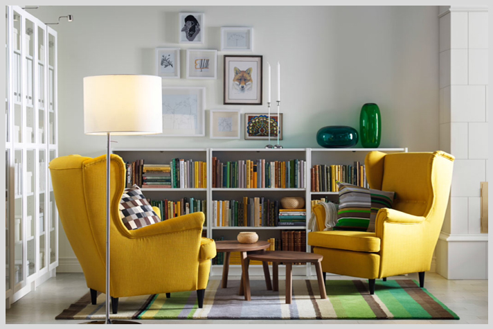 deco style guide portada post stylistinaction foto catalogo ikea verde amarillo