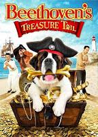 Beethoven: La busqueda del tesoro (2014) online y gratis