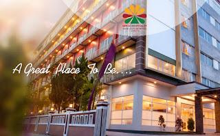 Logo Asoka Luxury Hotel Lampung