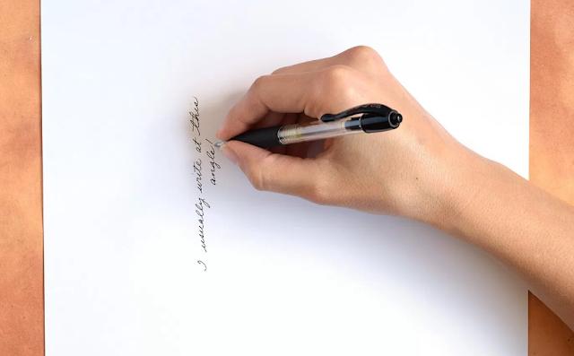 5 Tips Untuk Memperbaiki Tulisan Tangan