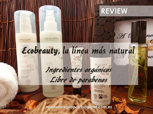 Ecobeauty, la línea más natural