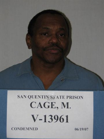 Micky Cage California Death Row 1