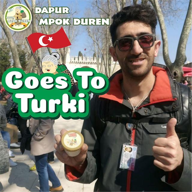 Dapur Mpok Duren Goes To Turki