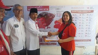 Pelajar Inggris Peduli Gempa Lombok