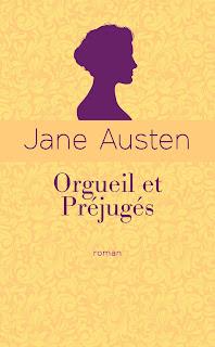 Jane Austen orgueil et préjugés livre monsieur Darcy