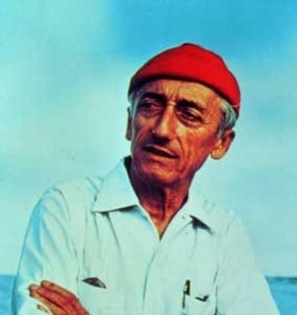Pelopor Film Dokumenter Panorama Bawah Laut - Jacques Cousteau