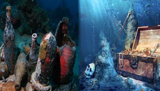 Сокровища Нептуна
