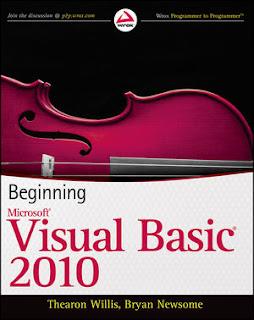 Beginning Visual Basic 2010 : Download pdf www.freecomputerbookspdf.blogspot.com