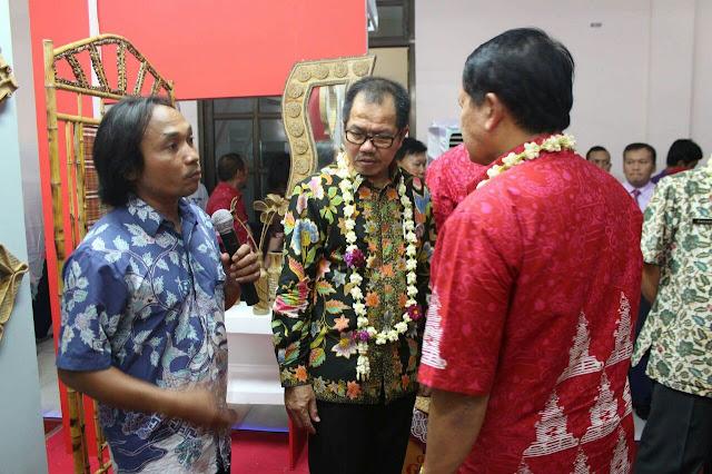 Pameran UMKM di Kabupaten Semarang Expo 2016