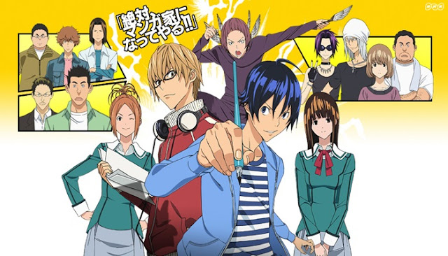 Download Bakuman S2 Subtitle Indonesia