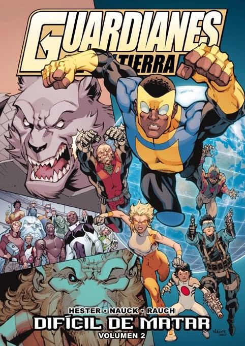 Guardianes de la Tierra Aleta               Ediciones