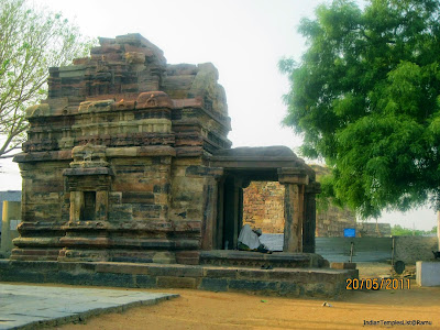Sri Jogulamba Devi Temple at Alampur