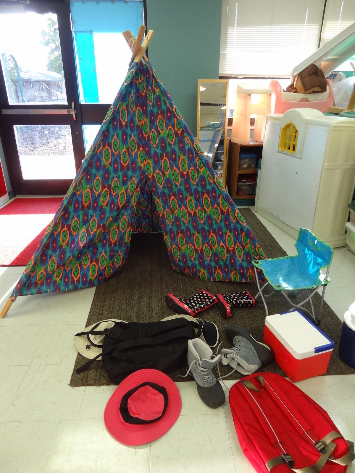 Joy s Preschool Ideas Camping Theme