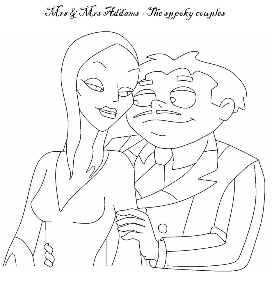 Dr. Theda's Crypt: A Little Fun with the Addams Family...
