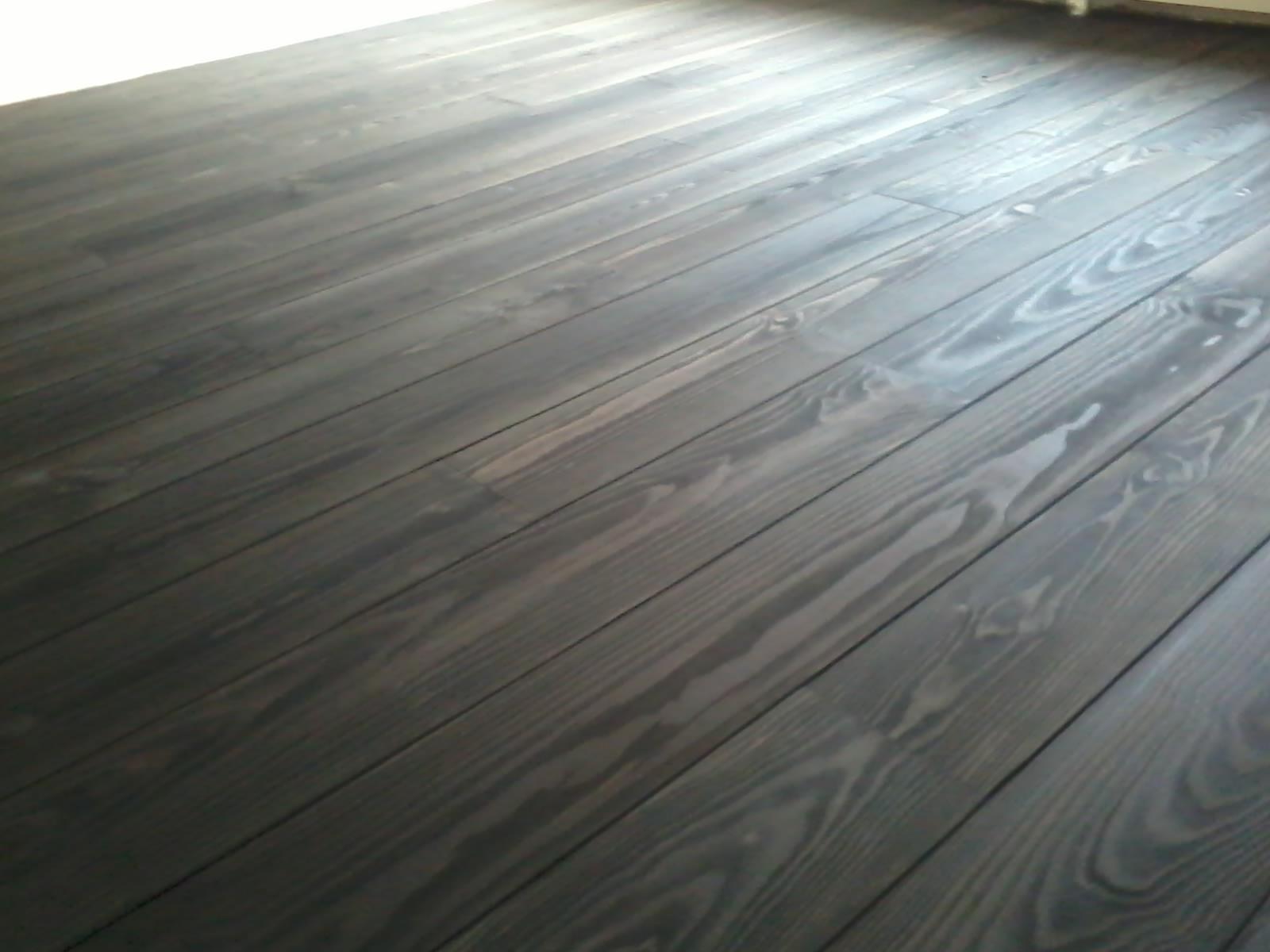 Vaak Het beitsen van een houten vloer | onderhoud van parket.nl #AJ62