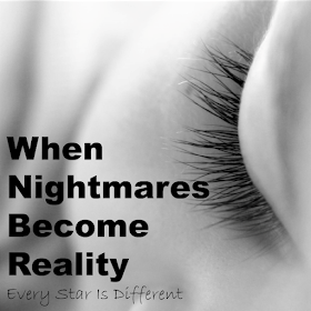 When nightmares become realites
