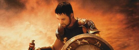 Película Gladiator, de Ridley Scott - Cine de Escritor