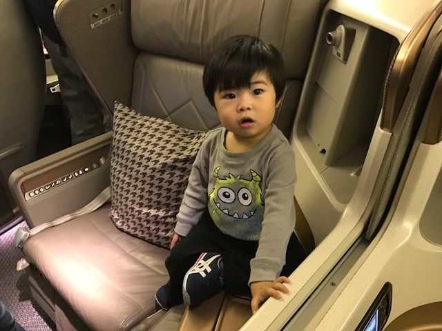 Relentless Financial Improvement: Flying Singapore Airlines Business ...