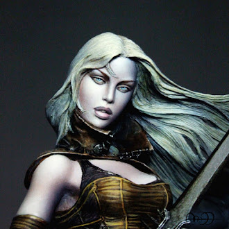 Luz of New York Bust / Nocturna Models