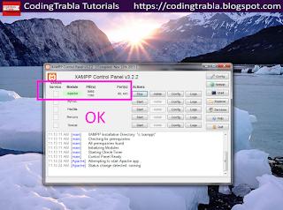 Install HTMLy 2.7.4 flat-file CMS / Blog on Win7 localhost via XAMPP ( PHP7 ) 12