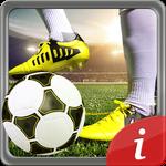 ႏုိင္ငံတကာႏွင္႔ ေဆာ႕ကစားရမည္႔ ေဘာလုံးဂိမ္း Flick Penalty Football v1.0.Apk ( Andriod Game)