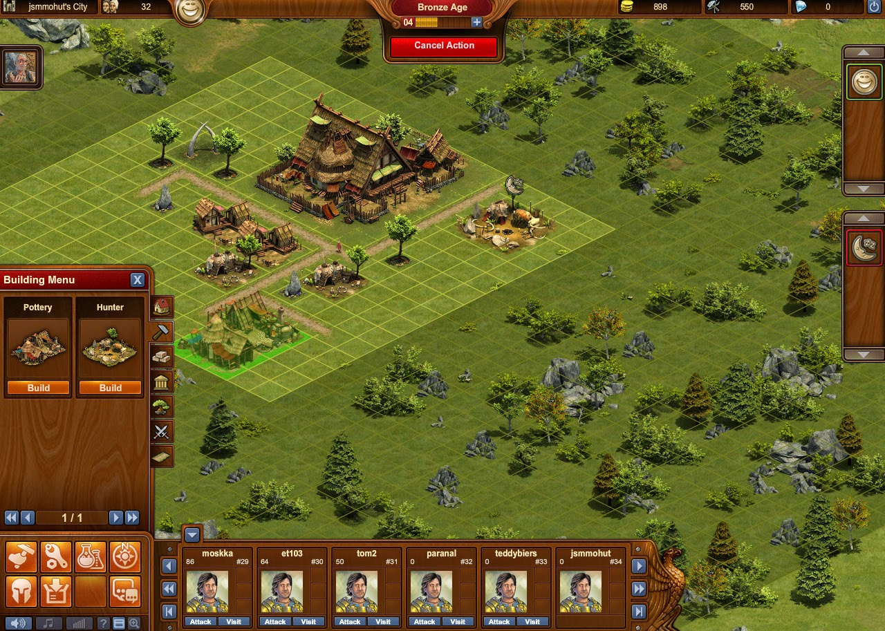 Forge Of Empires Pc